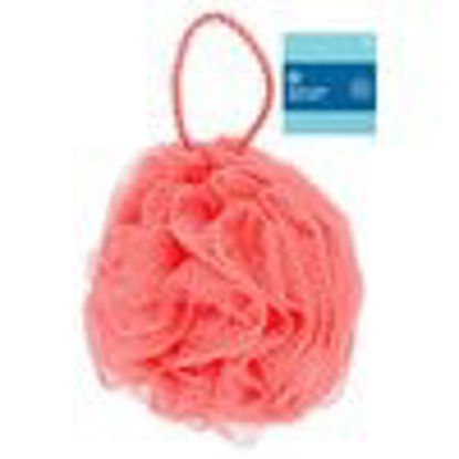 Picture of Superdrug Extra Large Body Puff- Coral