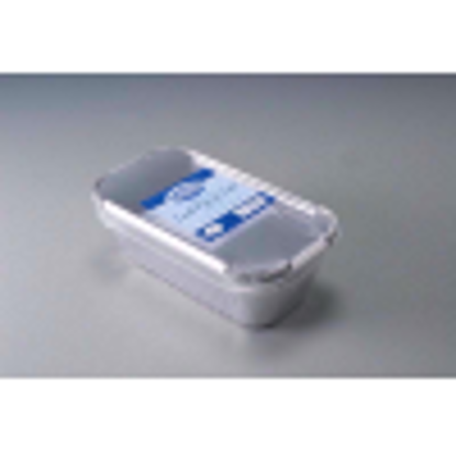 Picture of Essential Housewares Pack Of 5 Large 250mmx130mmx70mm Foil Loaf Pan And Lid