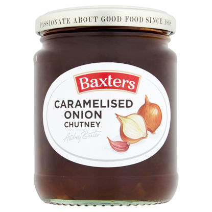 Picture of Baxters Caramelised Onion Chutney 290G