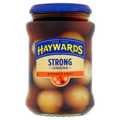 Picture of Haywards Strong Onions 400G