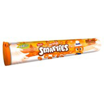 Picture of Smarties Giant Tube Orange 130G