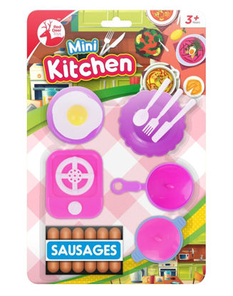 Picture of Mini Kitchen by Red Deer Toys