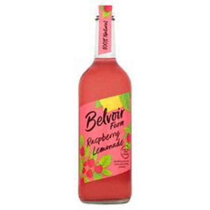 Picture of Belvoir Raspberry Lemonade 750Ml
