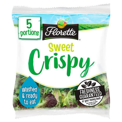 Picture of Florette Sweet Crispy Salad 135G