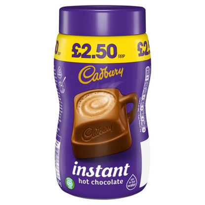 Picture of Cadbury Instant Hot Chocolate £2.50 300g