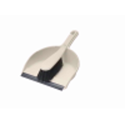 Picture of Addis Dustpan and Soft Brush Set, Linen