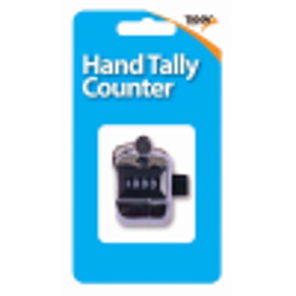 Picture of Tiger metal hand tally counter
