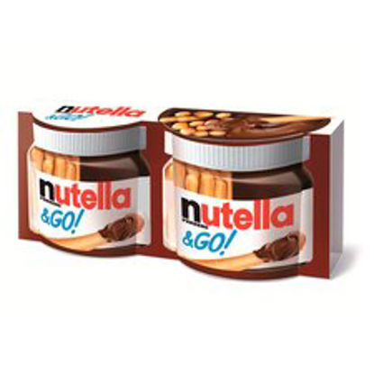 Picture of Nutella And Go Multi Pack 96G