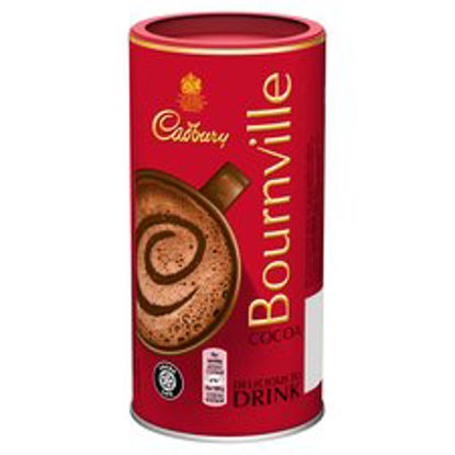 Picture of Cadbury Bounville Hot Chocolate Cocoa Powder 250G