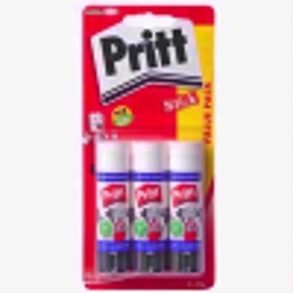 Picture of PRITT STICK TRIPLE PK3 (22g