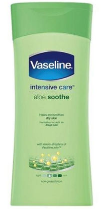 Picture of Vaseline Intensive Care Aloe Soothe Cream - 200ml