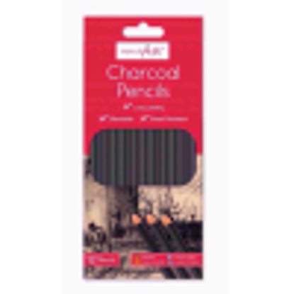 Picture of Tallon Charcoal Pencils (Pack of 12)