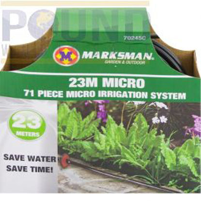 Picture of MARKSMAN 71PC MICRO IRRIGATION SYSTEM 23M