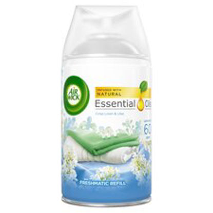 Picture of Airwick Air Freshener Freshmatic Refill Linen 250 Ml
