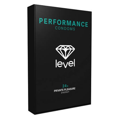 Picture of Level Performance Condoms 24 Pack