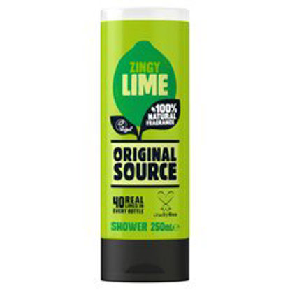 Picture of Original Source Lime Shower Gel 250Ml