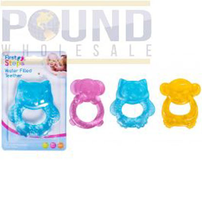 Picture of FIRST STEPS WATERFILLED TEETHER