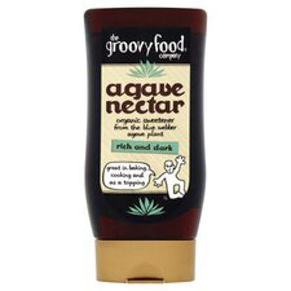 Picture of The Groovy Food Co. Agave Nector Rich & Dark 250Ml