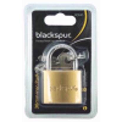 Picture of Blackspur BB-PD141 Iron Padlock