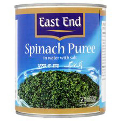 Picture of East End Spinach Puree 795G
