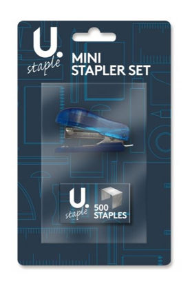 Picture of Mini Stapler Set With 500 Staples