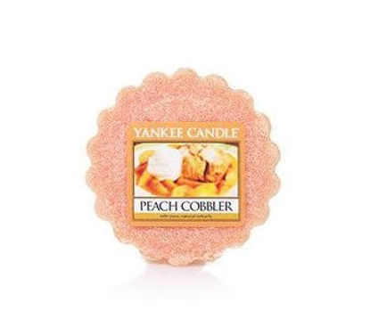 Picture of Yankee Candle - Tarts Wax Melts - Peach Cobbler - 22g
