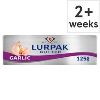 Picture of Lurpak Garlic Butter 125G