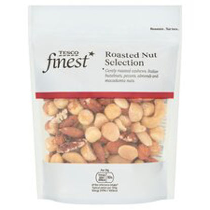 Picture of Tesco Finest Roasted Nut Selection 190G