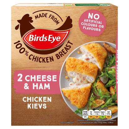 Picture of Birds Eye Cheese & Ham Saucy Chicken 2 Pack 204G