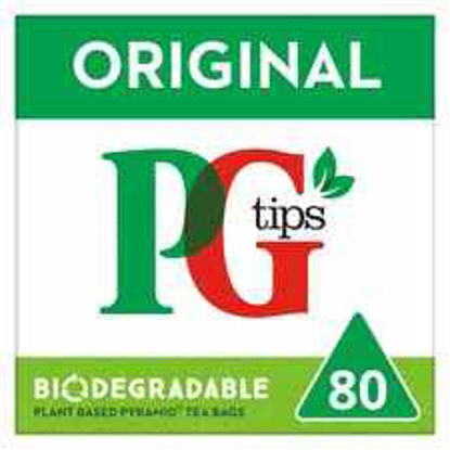 Picture of Pg Tips 80S Pyramid Teabags 232G