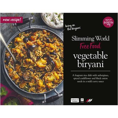Picture of Slimming World Vegetable Biryani 550g