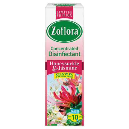 Picture of Zoflora 3 in 1 Action Concentrated Disinfectant 250ml (Summer Assorted Fragrances)