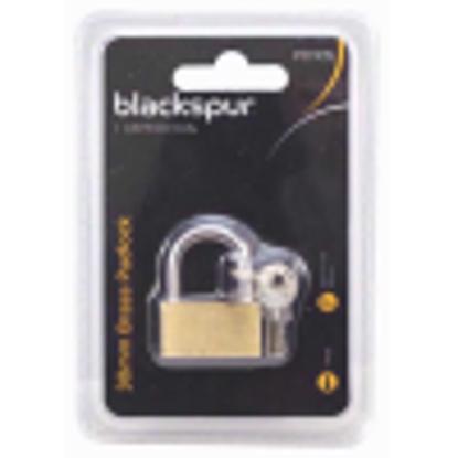 Picture of Blackspur BB-PD105 Brass Padlock