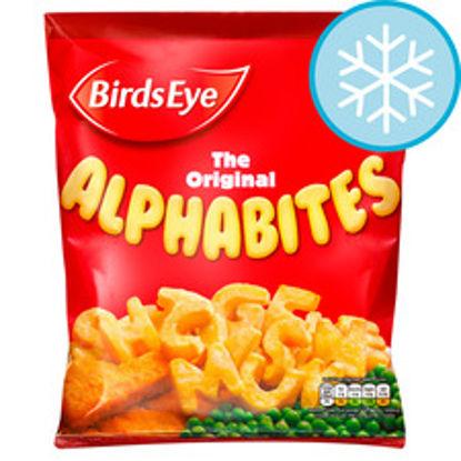 Picture of Birds Eye Alphabites 456G