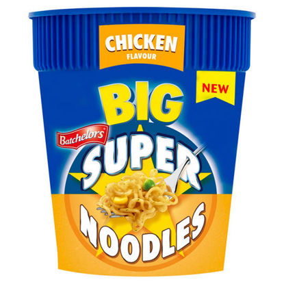 Picture of Batchelors Big Super Noodles Chicken Flavour 100g