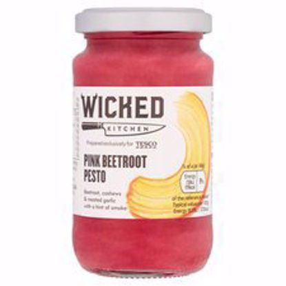 Picture of Wicked Kitchen Pink Beetroot Pesto 190G
