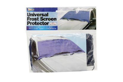 Picture of Streetwize SWUFP1 Frost Screen Protectors Small / Medium Vehicles Size 173 x 76 cm
