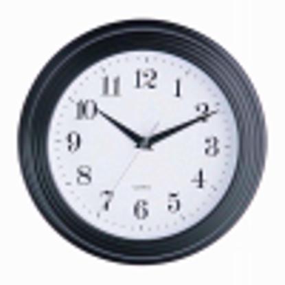 Picture of Premier Housewares Vintage Wall Clock, 26 cm - Black