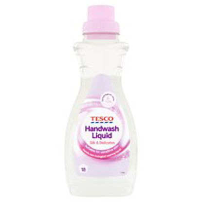 Picture of Tesco Silk & Delicates Handwash 750Ml