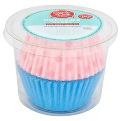 Picture of Create A Cake Classic Cupcake Cases 50S