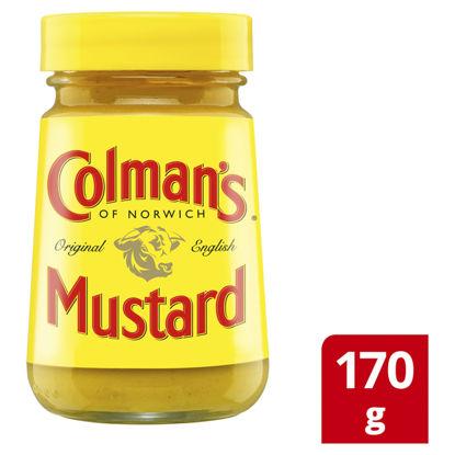 Picture of Colman's Original English Mustard 170G