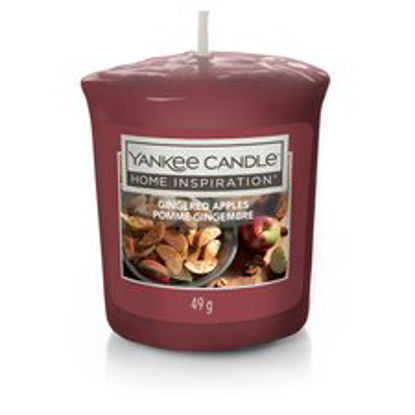 Picture of Yankee Votive Candle Gingered Apples