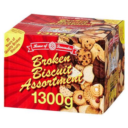 Picture of House Lancaster Broken Biscuit Assortment 1.3Kg