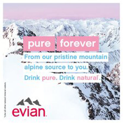 Picture of Evian Water 1L