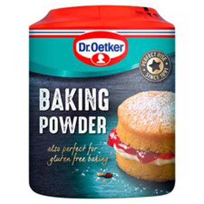 Picture of Dr. Oetker Gluten Free Baking Powder, 170g