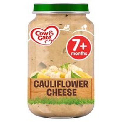 Picture of Cow & Gate Creamy Cauliflower Cheese Jar 200G 7 Mth+