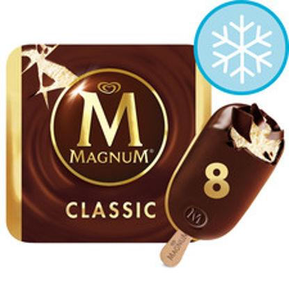 Picture of Magnum Classic Ice Cream 8X110ml