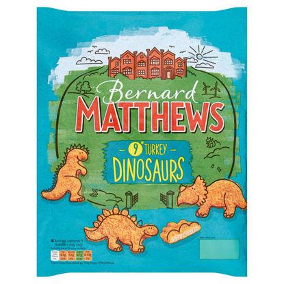 Picture of Bernard Matthews Turkey Dinosaurs 450G