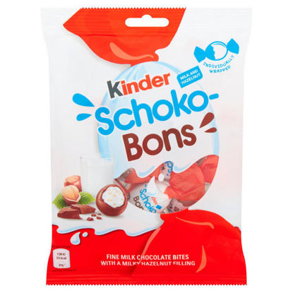 Picture of Kinder Schoko-Bons Milk and Hazelnut 69.6g
