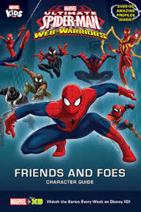 Picture of Marvel Ultimate Spider Man Web Warriors